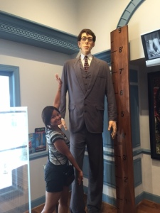 Pam & the Tallest Man in the World