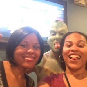 Ripley's (Lizard Man & Us)